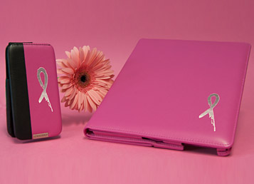 All Pink Ribbon Cases